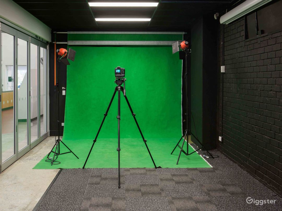 The Green Room for Film and Photography Projects Photo 1