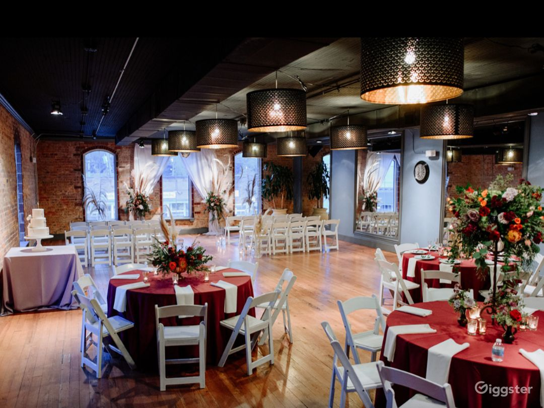 Open and Wide Ballroom Space Available for Corporate Meetings & Events Photo 1