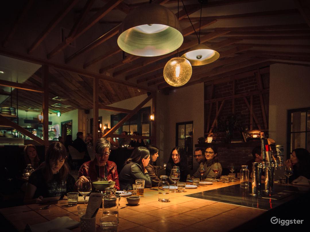 Cozy House/Bungalow Restaurant with Patio Photo 5