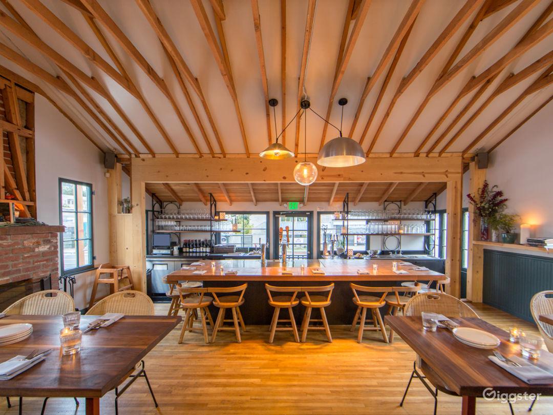 Cozy House/Bungalow Restaurant with Patio Photo 1