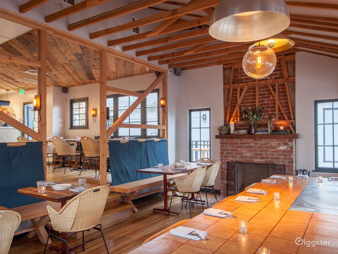 Cozy House/Bungalow Restaurant with Patio Photo 3