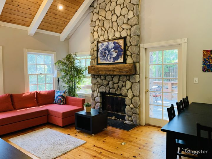 Storybook Cabin with tons of natural light! Photo 2