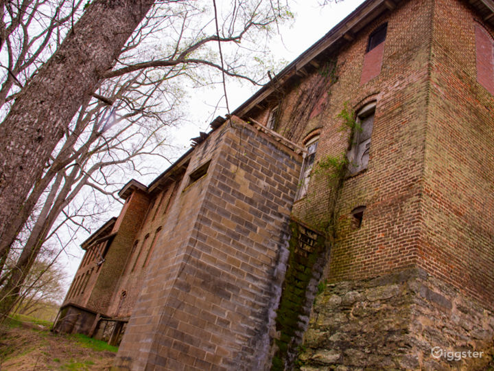 150 Year old Riverfront mill Photo 5