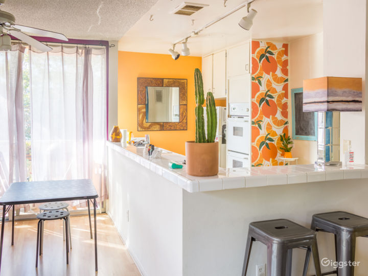 Colorful 2 Bedroom Apartment in West Hollywood Photo 4