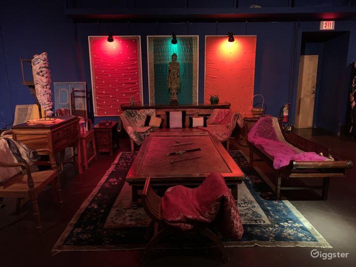 Buddha Bar Inspired Zen Photo/Film Set