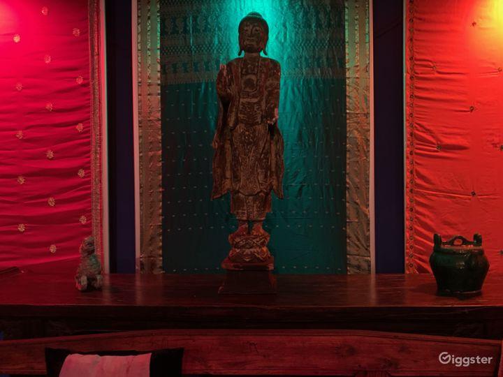 Buddha Bar Inspired Zen Photo/Film Set Photo 3