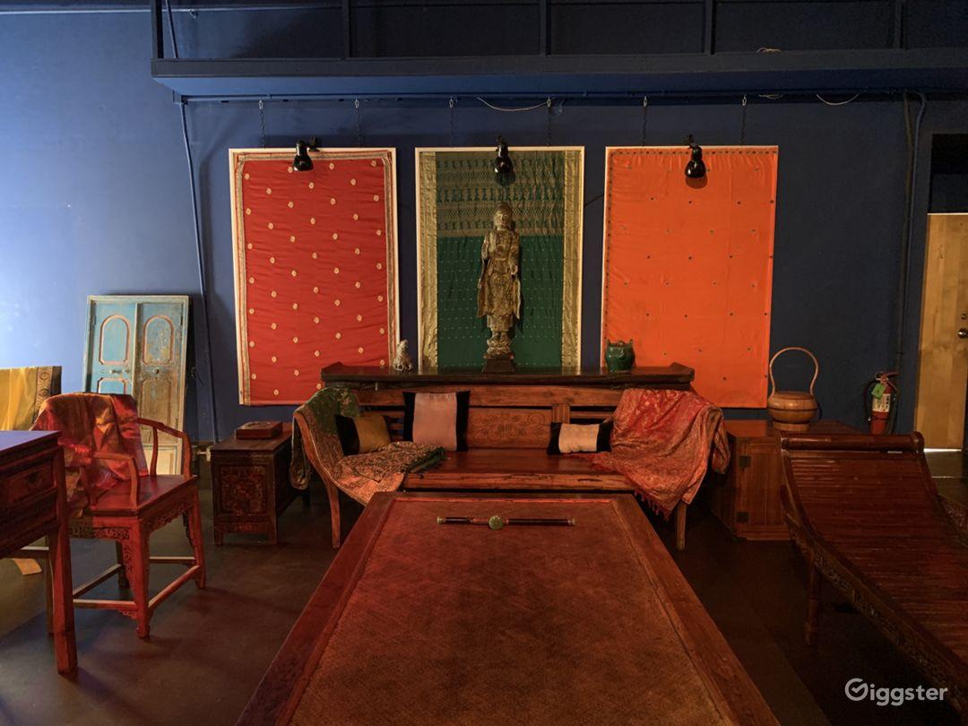 Buddha Bar Inspired Zen Photo/Film Set Photo 1