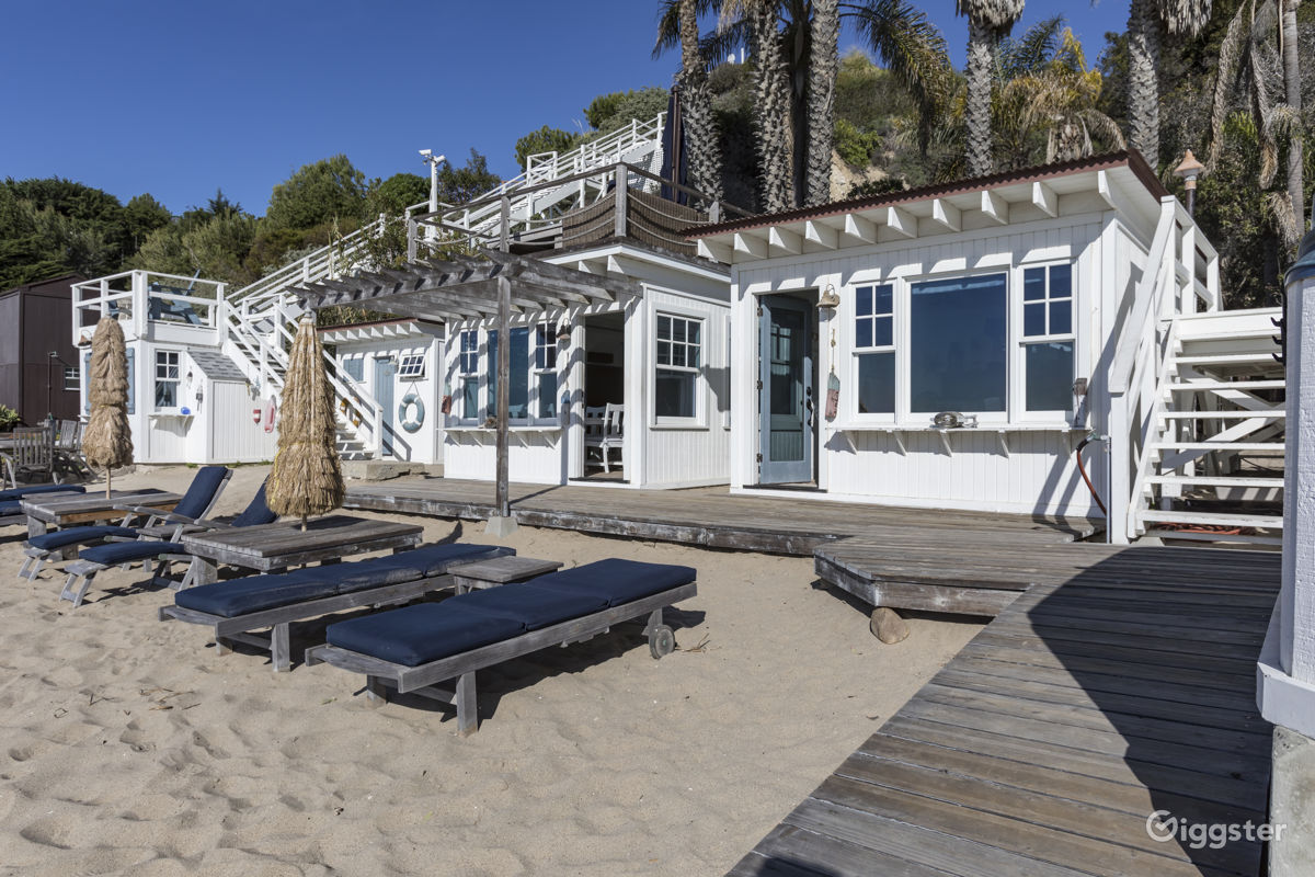 The House Residential La Cabana Beach Club For Filming Photo Shooting In