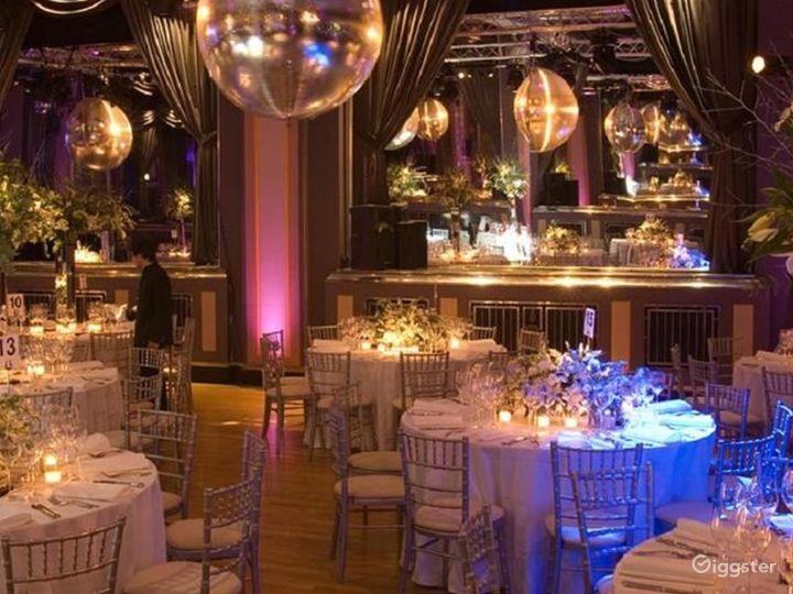 London's Opulent Art Deco Venue Photo 4