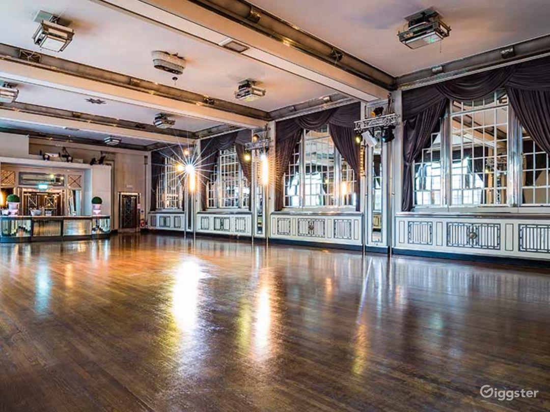 London's Opulent Art Deco Venue Photo 1