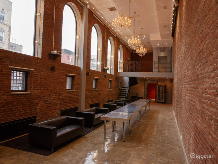Old Brooklyn Bank with Vault. 4000sf of open space Photo 3