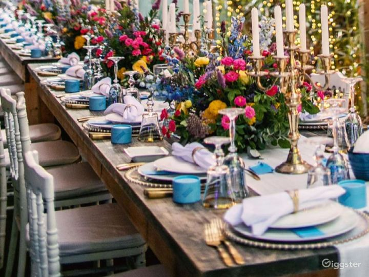 Spacious Restaurant with Mediterranean Design   Photo 3