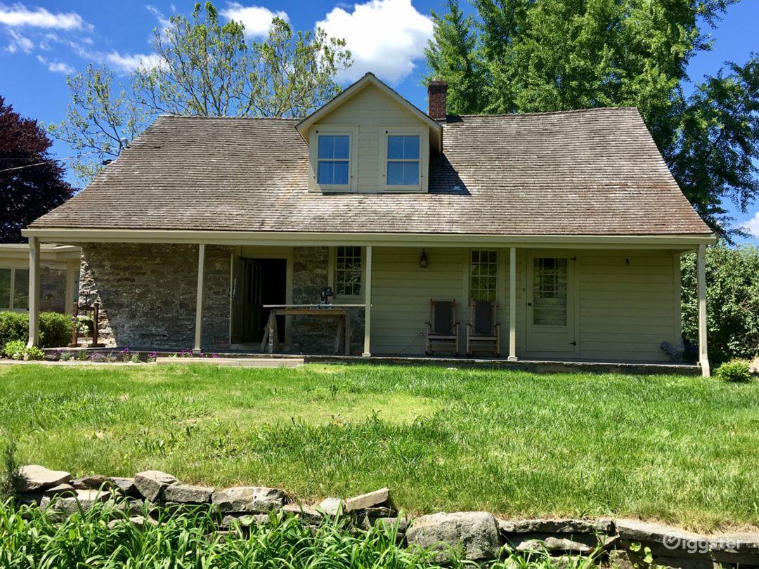1705 Farmhouse On 88 Acres Photo 3