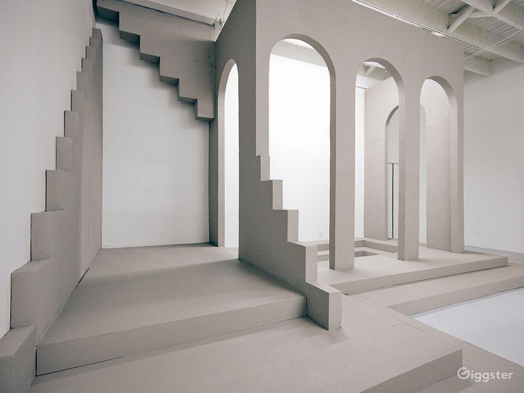 Immersive Architectural Dreamscape near Arts Distr Photo 1