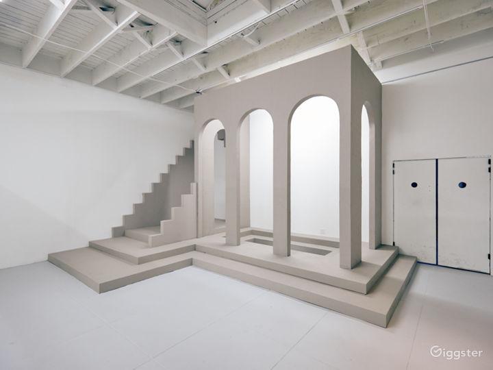 Immersive Architectural Dreamscape near Arts Distr Photo 5
