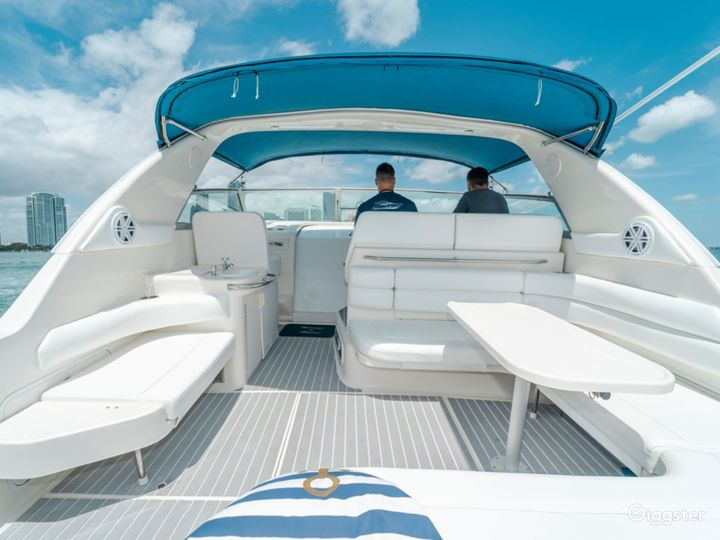 Magnificent 40FT Sea Ray Sea Isle Party Yacht Space Events Photo 3