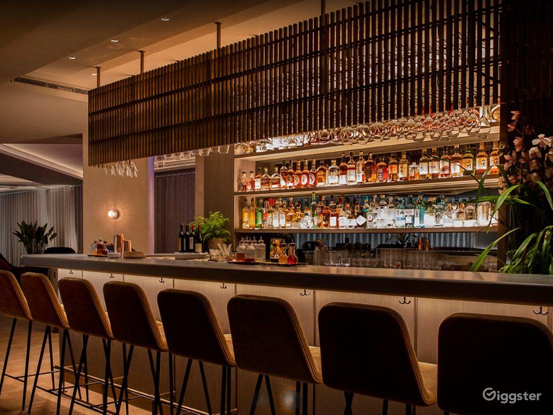 A Glamorous hidden cocktail bar in Stratford Photo 1