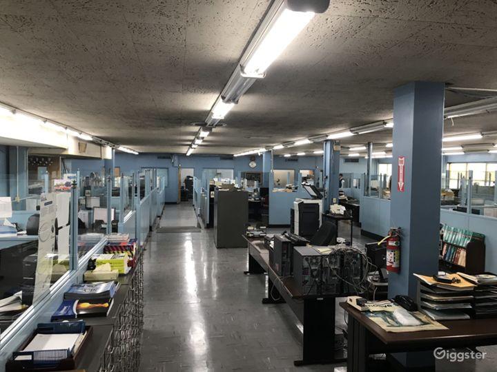 Police Precinct, Industrial, Period Pieces in BK