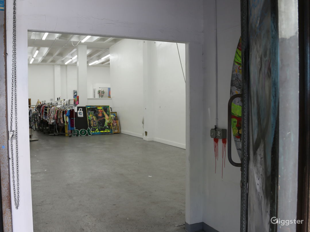 White Box Gallery Space in the heart of Downtown  Photo 2