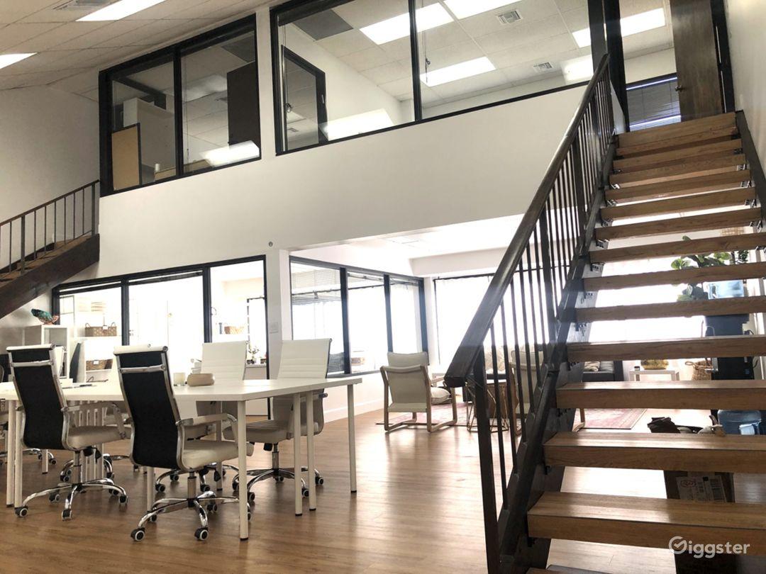 Bright Modern Loft Office Space Photo 1