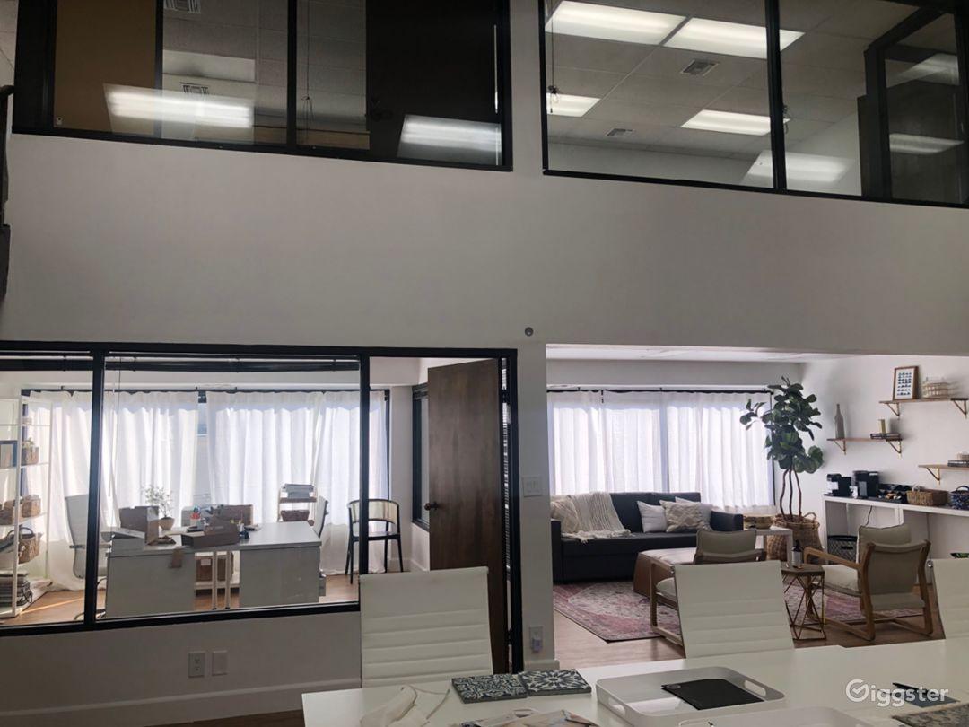 Bright Modern Loft Office Space Photo 3
