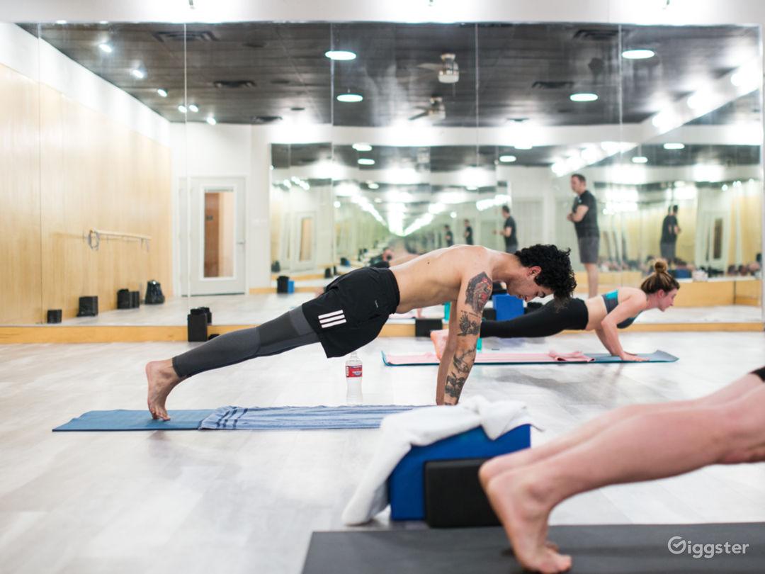Yoga Studio in Albuquerque Photo 1