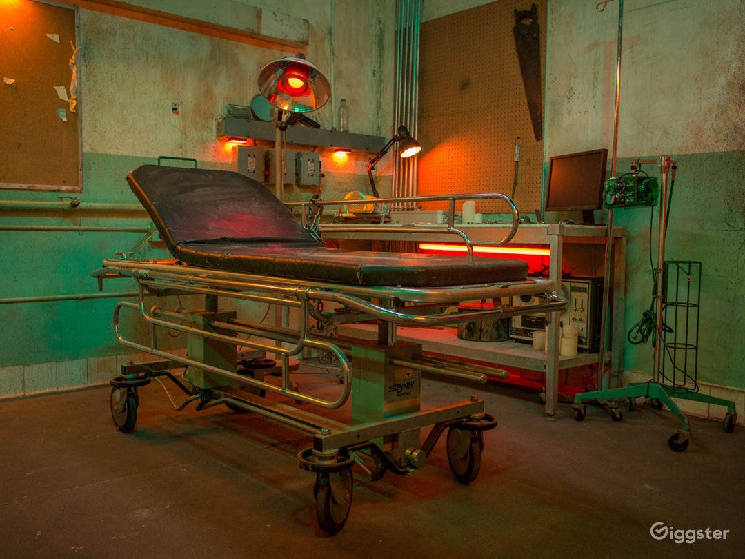 Creepy Morgue - Kill Room | CreatorLA Photo 1