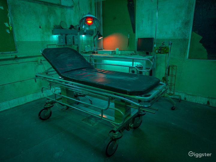 Creepy Morgue - Kill Room | CreatorLA Photo 5