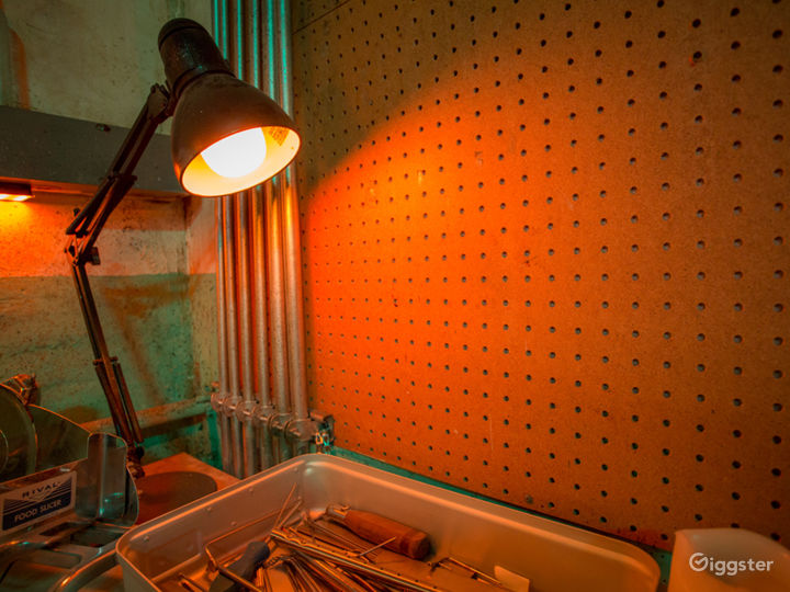 Creepy Morgue - Kill Room | CreatorLA Photo 3