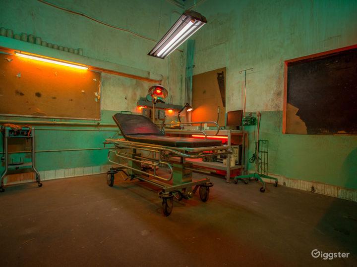 Creepy Morgue - Kill Room | CreatorLA Photo 2
