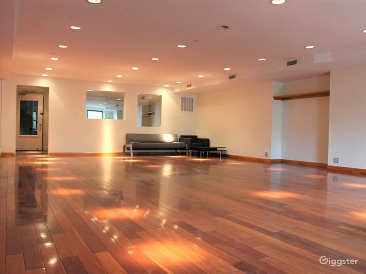 LES Dance/Rehearsal Studio with Natural Light Photo 4