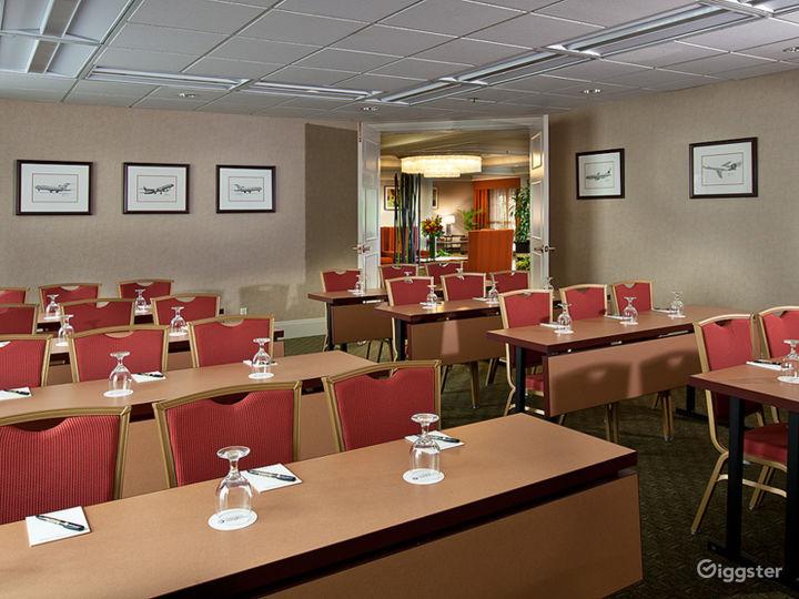 standard meeting space / boardroom space