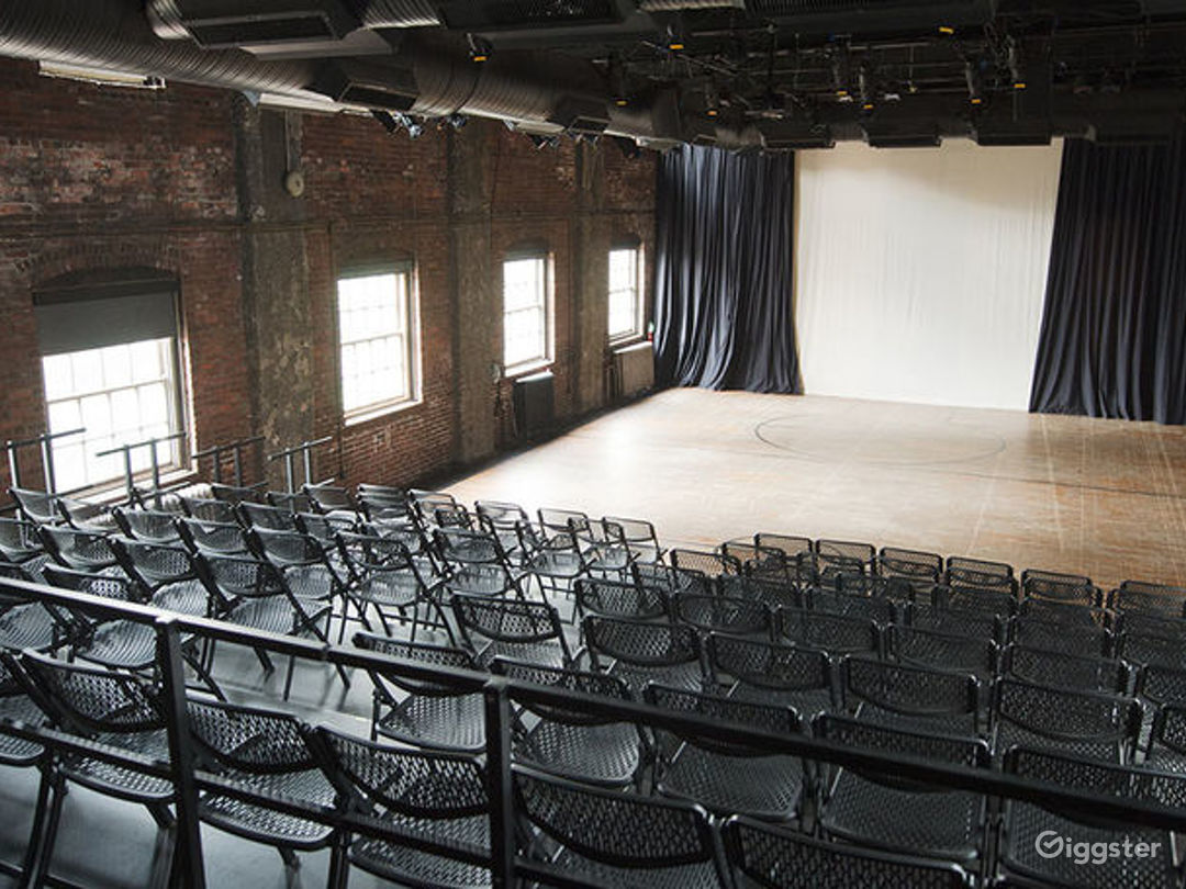 Fully Renovated Bricked Theater Photo 1