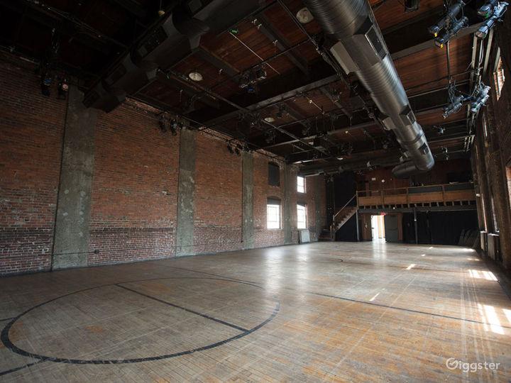 Fully Renovated Bricked Theater Photo 3