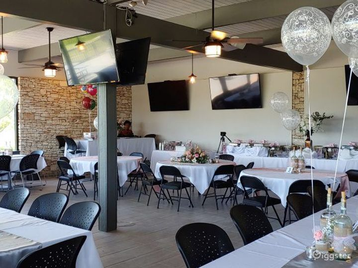 Multifunctional Venue with Panoramic View in San Antonio Photo 3