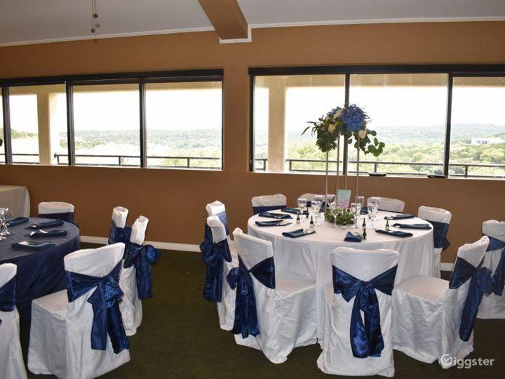 Multifunctional Venue with Panoramic View in San Antonio Photo 4