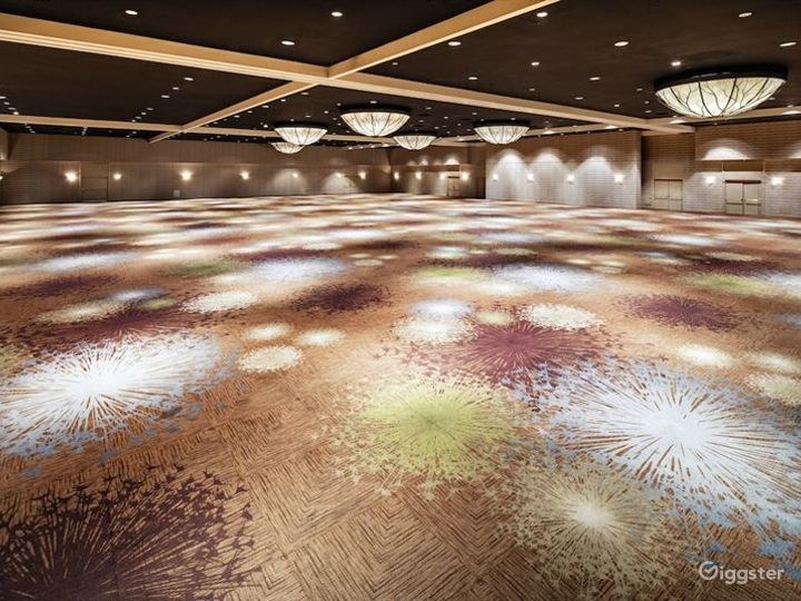 Large hotel ballroom for all types of events Photo 3