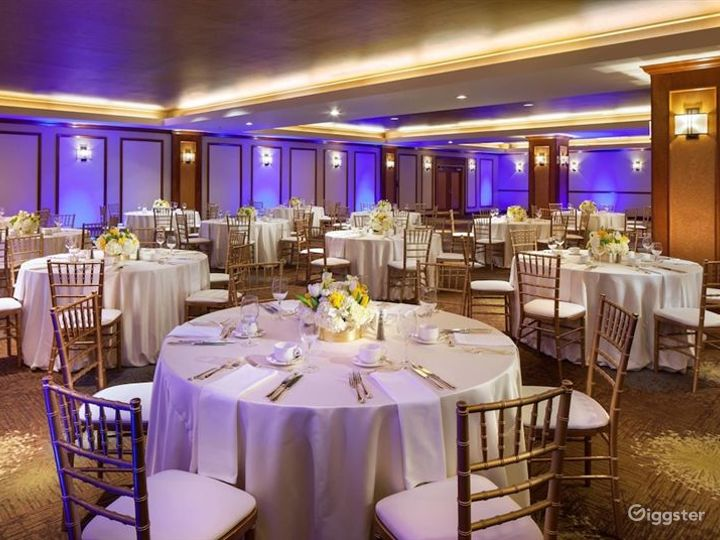 Large hotel ballroom for all types of events Photo 2