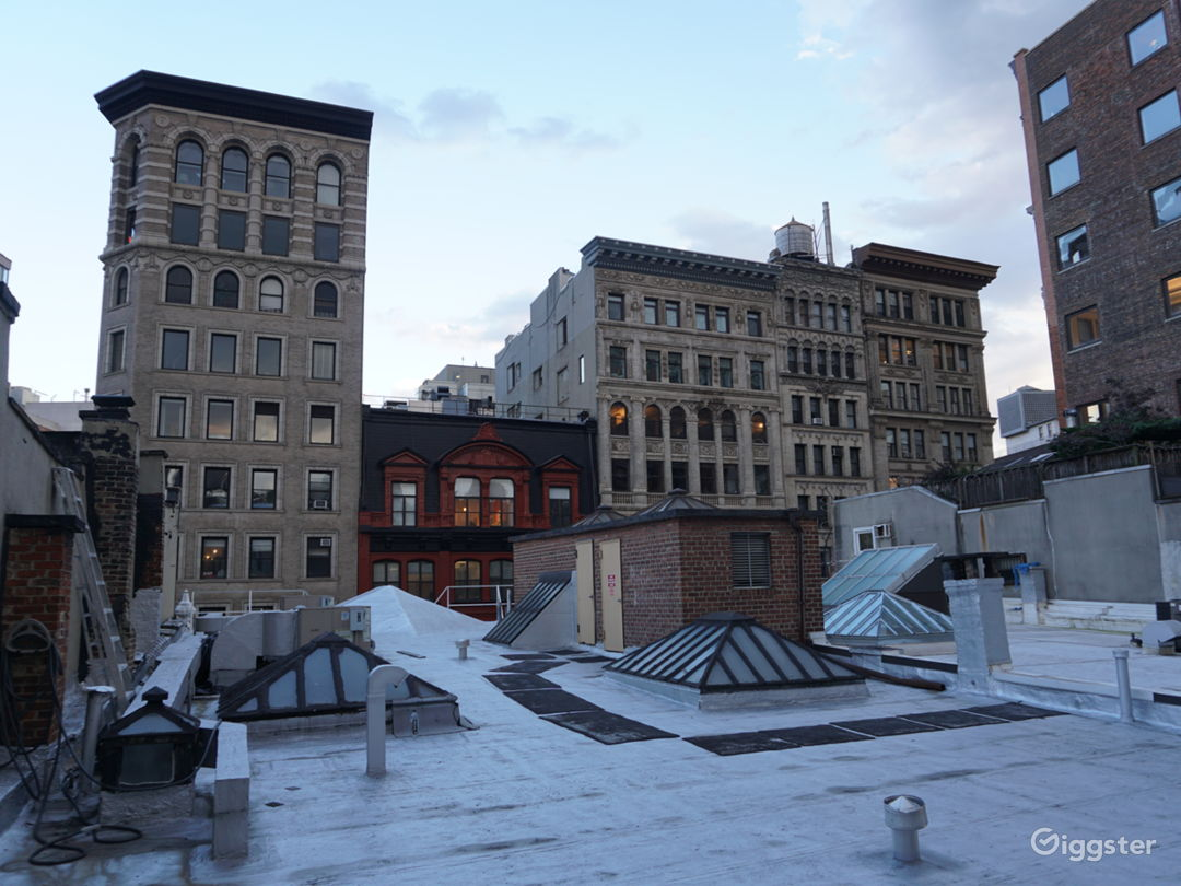 Union Square Rooftop Photo 5