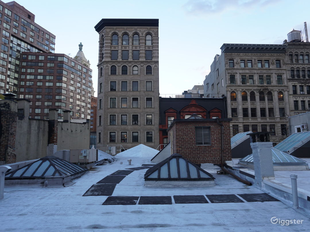 Union Square Rooftop Photo 1