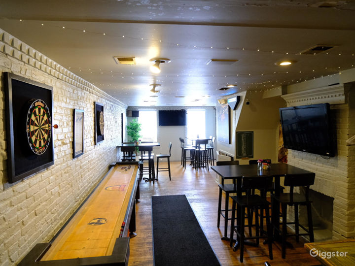 Upstairs Private Party Room Photo 2
