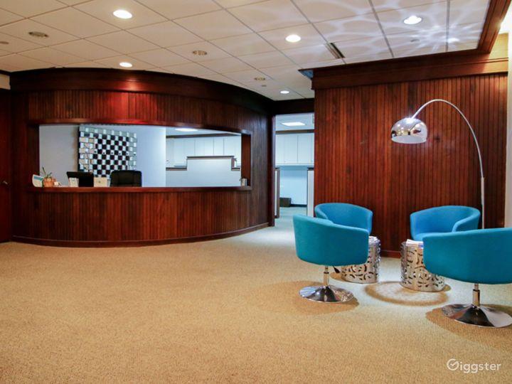 Stylish Meeting Room in Miami Photo 5