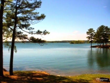 Lake Juliette Ferry Park | Rent this location on Giggster