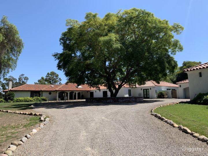 Sprawling Country Estate