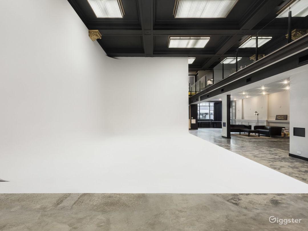 Creative Workspace And Studio Photo 1