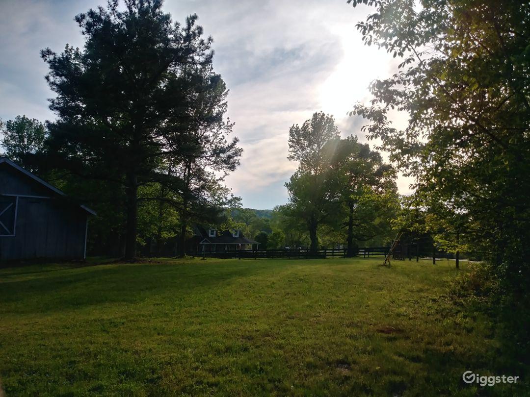 The Perfect Quaint Georgian Farmland  Photo 4