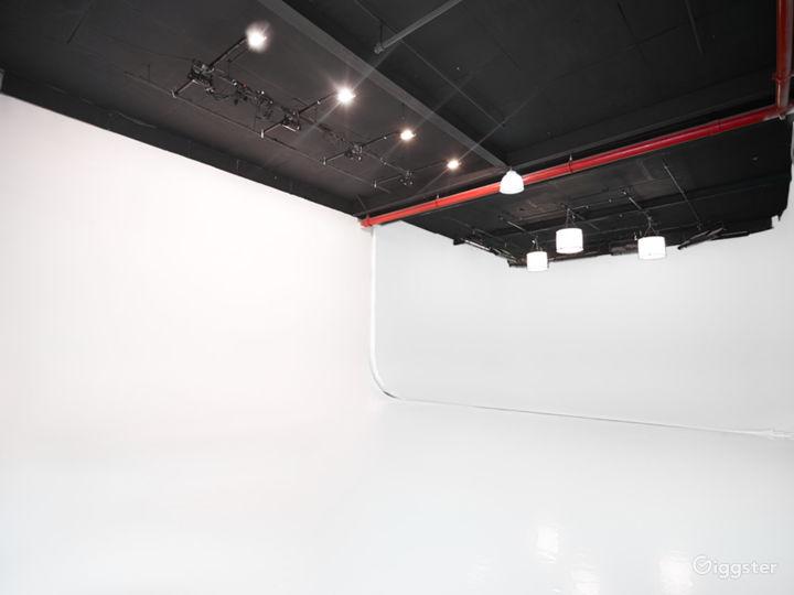 Spacious Studio A w/ Cyc Stage Photo 5