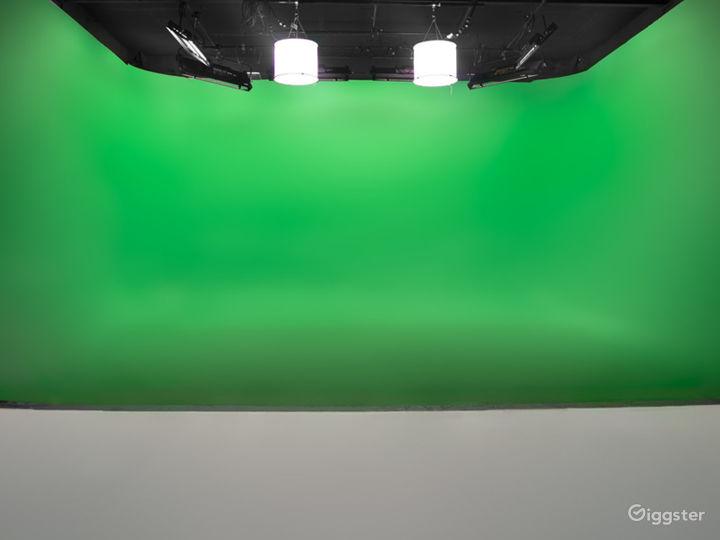 Spacious Studio A w/ Cyc Stage Photo 3