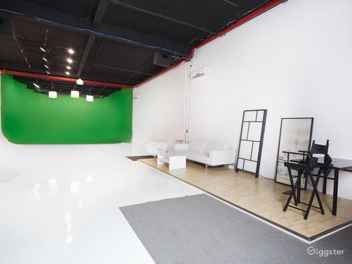 Spacious Studio A w/ Cyc Stage Photo 4