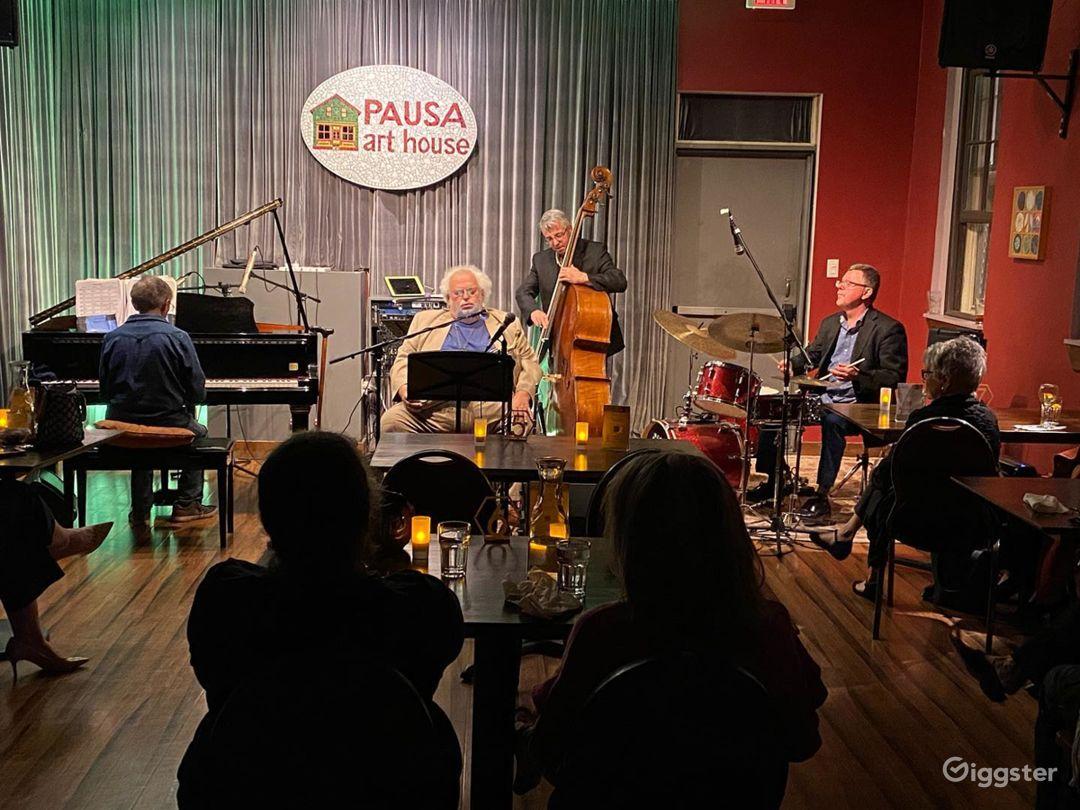 Relaxing Jazz Club Venue in Buffalo Photo 1